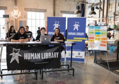 Human Library de Hollande