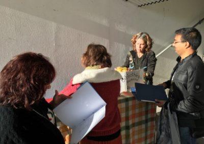 La Bibliothèque Humaine : 27 Novembre 2016, rencontre du papier et du livre à JOB de Toulouse